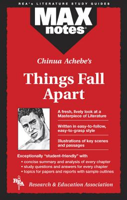 Maxnotes Things Fall Apart By O'Brien, Sara Talis/ O'Brien, Sara Talis (EDT)/ Pica, Karen (ILT)