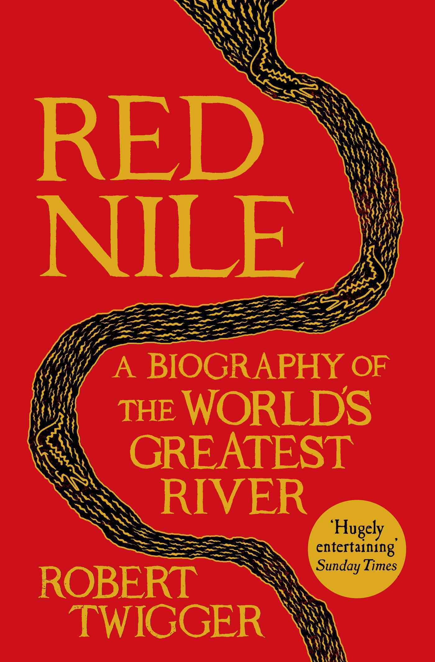 Red Nile By Twigger, Robert